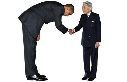 Обама легко нагнулся. 7 фактов об азиатском турне американского лидера