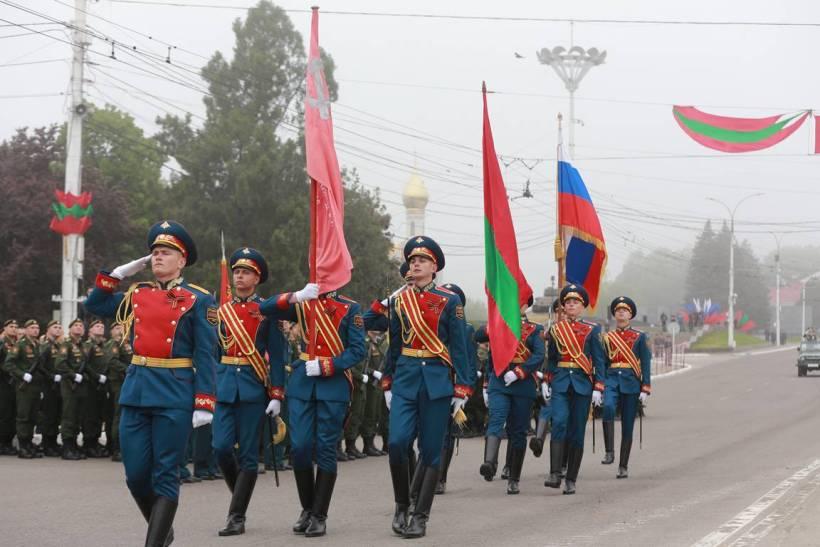 Молдова обвинила Россию в нарушении суверенитета