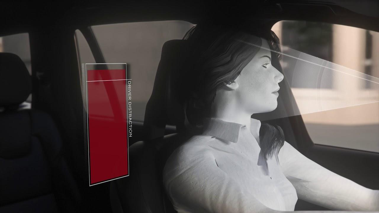 Автомобили Volvo научат вычислять пьяных и невнимательных водителей