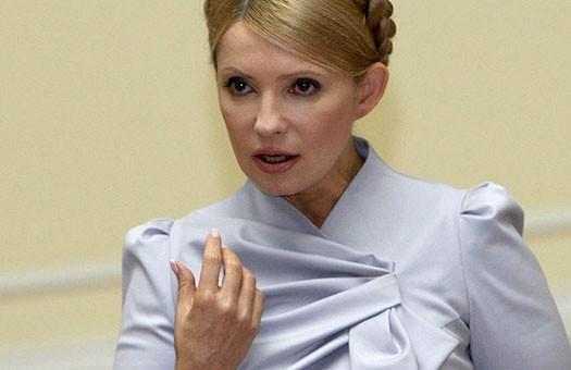 Тимошенко заявила об улучшении ситуации с гриппом