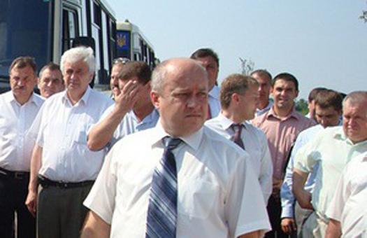 БЮТ: При обыске у экс-главы РГА Бойчука нашли арсенал оружия
