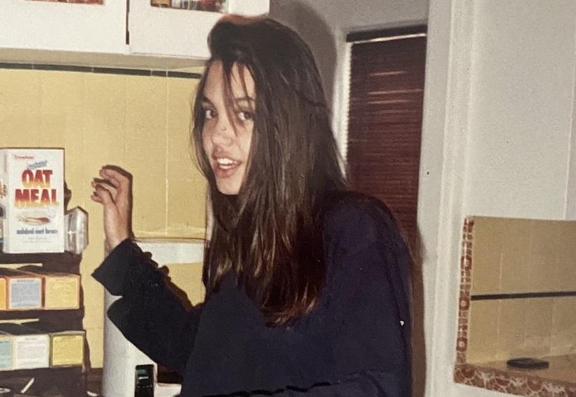 """""""14-летняя добрая бунтарка"""": старый друг рассказал какой была в юности А..."""