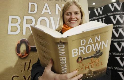 Новый роман Дэна Брауна стал бестселлером в первый день продаж