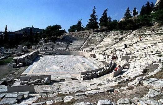 Восстановят древнейший театр мира