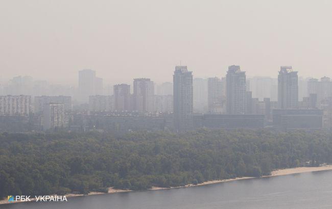 В Киеве самый грязный воздух в мире: в ГСЧС говорят, опасности нет
