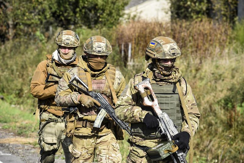 За минувшие сутки на Донбассе один погибший и один раненый