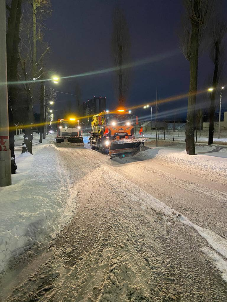 Снег, дождь, гололед, пробки на дорогах: в Украине сохранится плохая погода