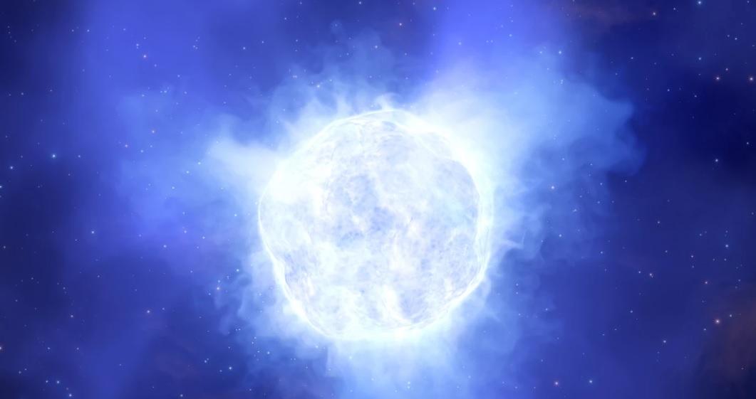 Одна из самых массивных звезд в обозримой вселенной бесследно исчезла, –...