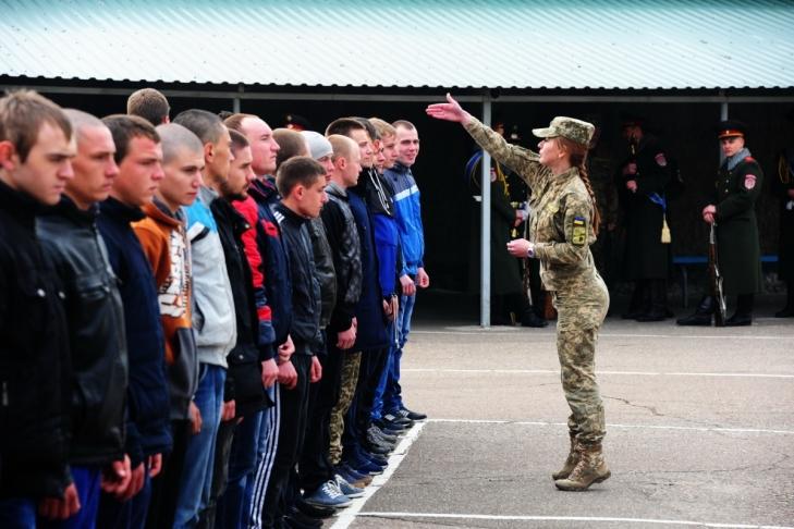 В Украине начался осенний призыв, служить пойдут более 13 тыс. юношей