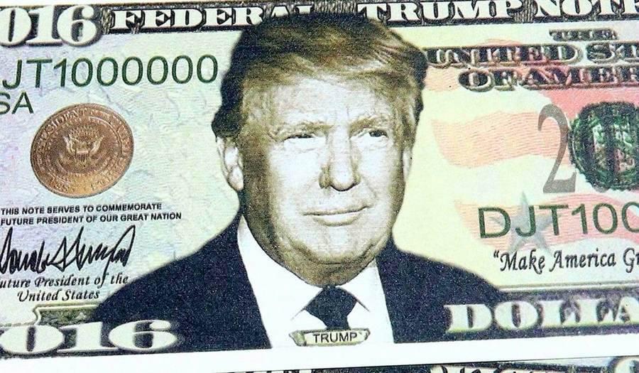 Госдолг США при Трампе вырос на $2 трлн