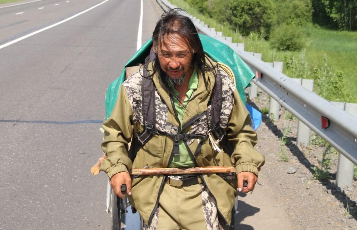 """Якутского шамана, который хотел """"изгнать Путина"""", отпустили под подписку..."""