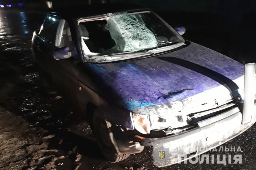 В Черкасской области пьяный водитель сбил насмерть ребенка