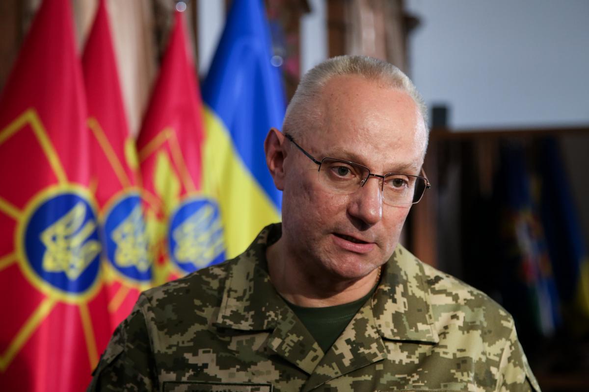 Главнокомандующий ВСУ Хомчак вылечился от  COVID-19