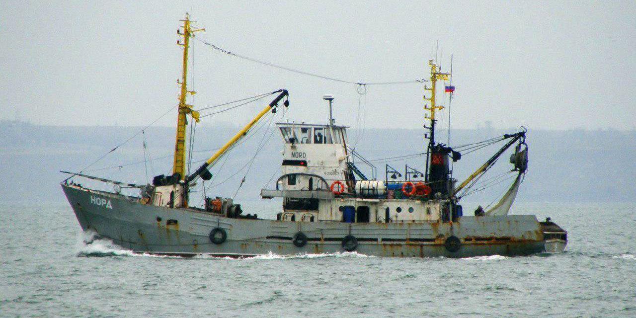 Украина имеет морское право. За что Государственная пограничная служба з...