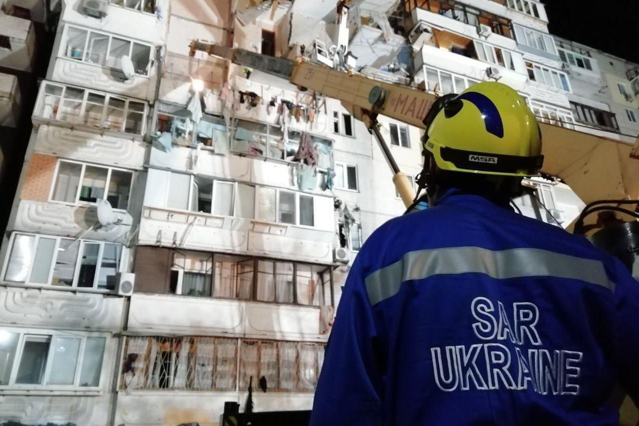 Взрыв на Позняках: под завалами найдено тело четвертого погибшего