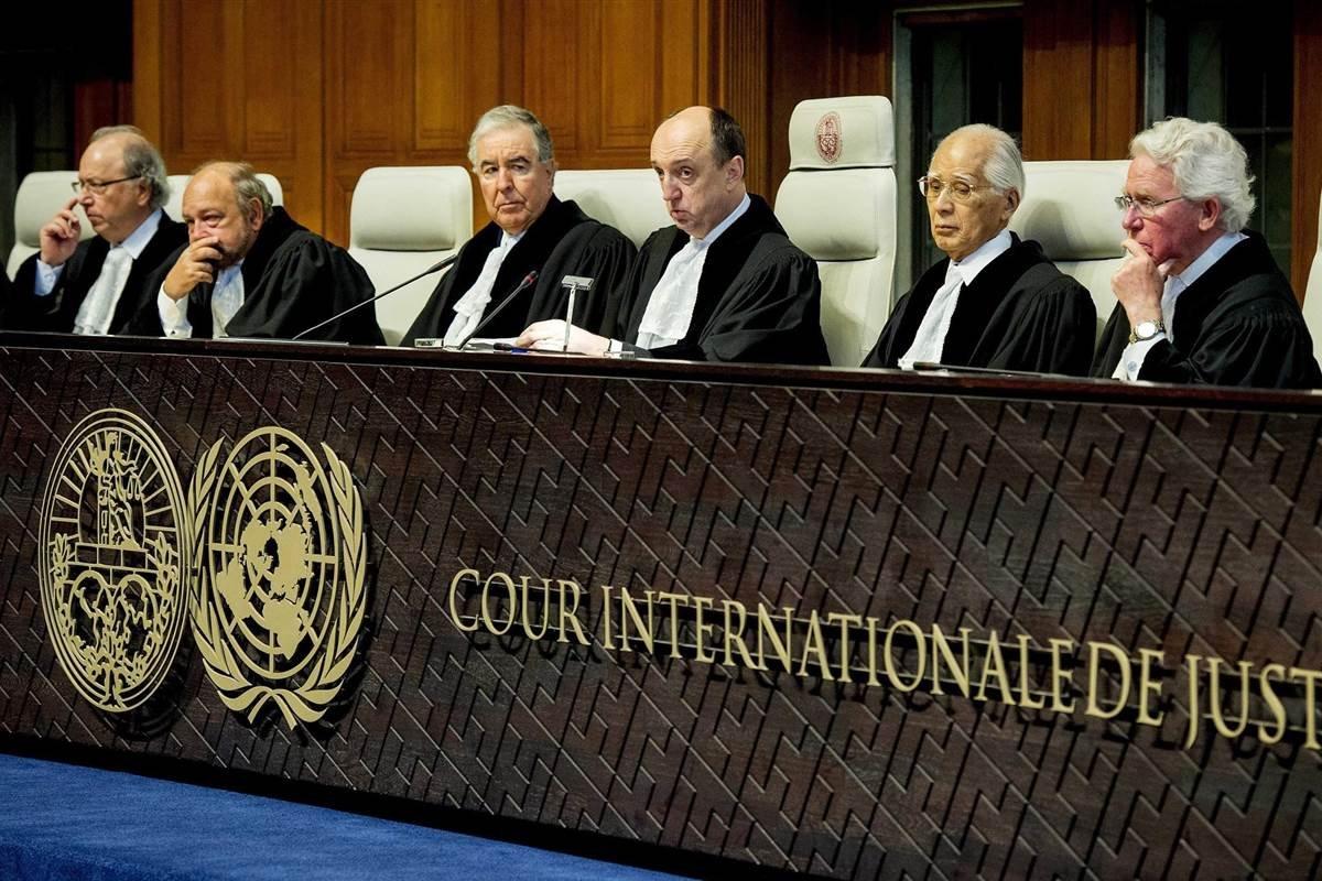 Международный суд ООН обязал Россию ответить на иск Украины
