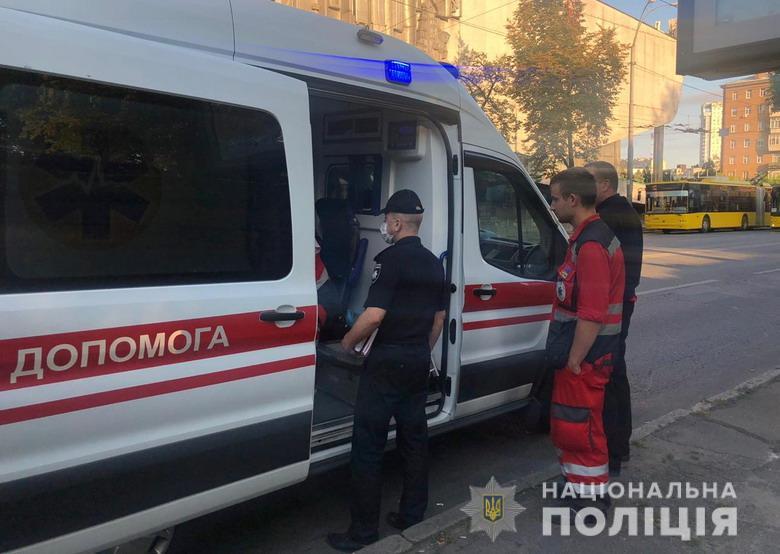 Парень в Киеве заступился за девушку и погиб от удара ножом, – Нацполици...