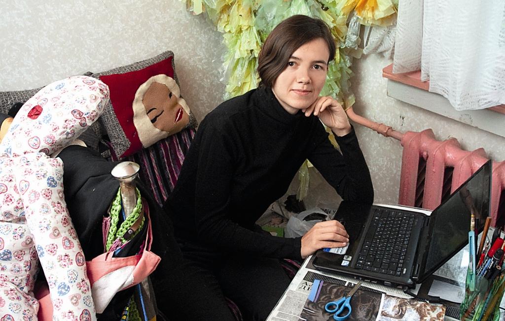 Сор — в избу. Украинцев захватила мода на апсайклинг