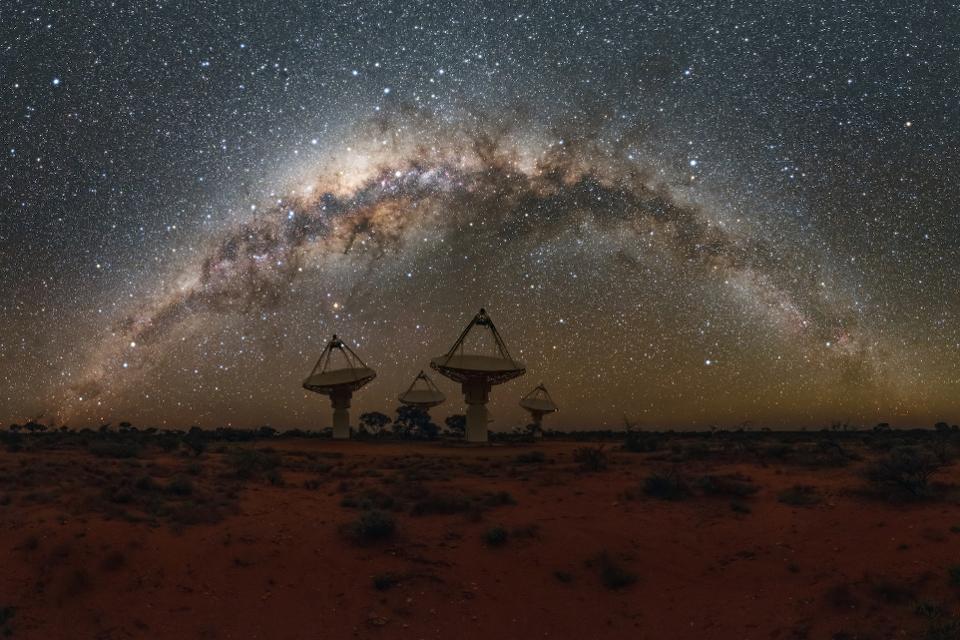 Ученые выяснили, откуда приходят таинственные космические сигналы