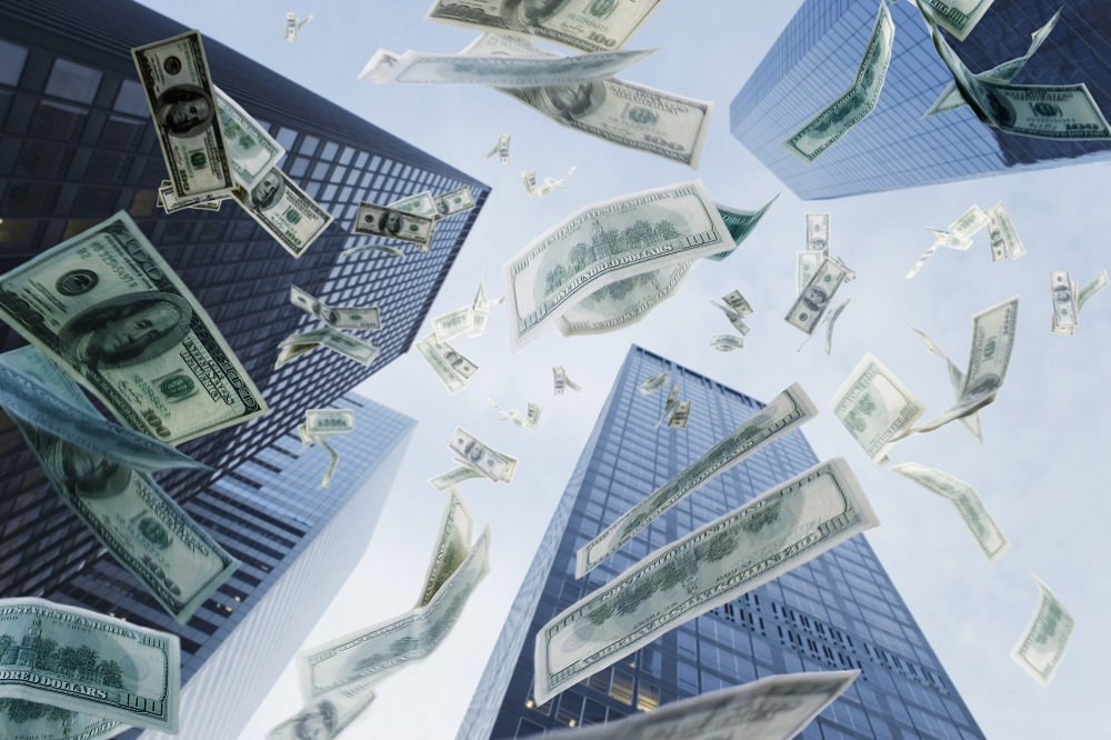Dollars go home! Из-за эпидемии коронавируса капиталы перетекают в техно...