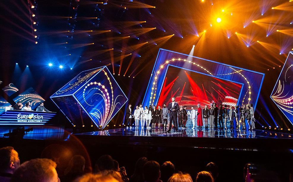 """Евровидение-2020. Автор песни """"Охрана, отмена!"""" прошла в финал националь..."""