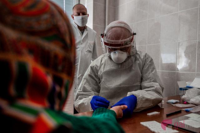 Статистика коронавируса в Украине на 4 августа: больше тысячи новых случ...