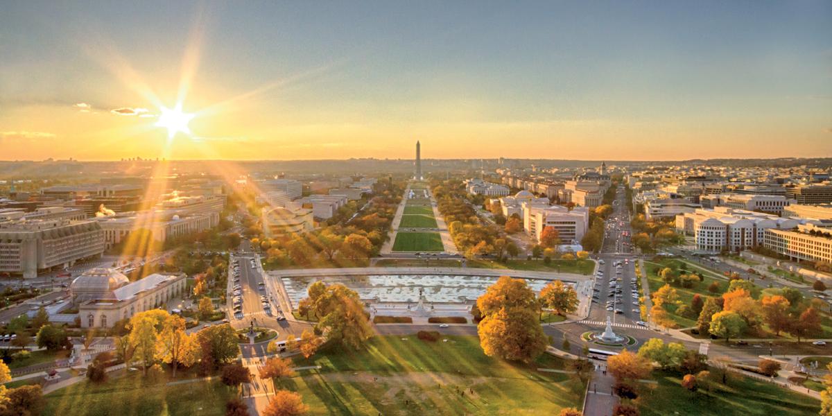 Город музеев. Что нужно увидеть в Вашингтоне