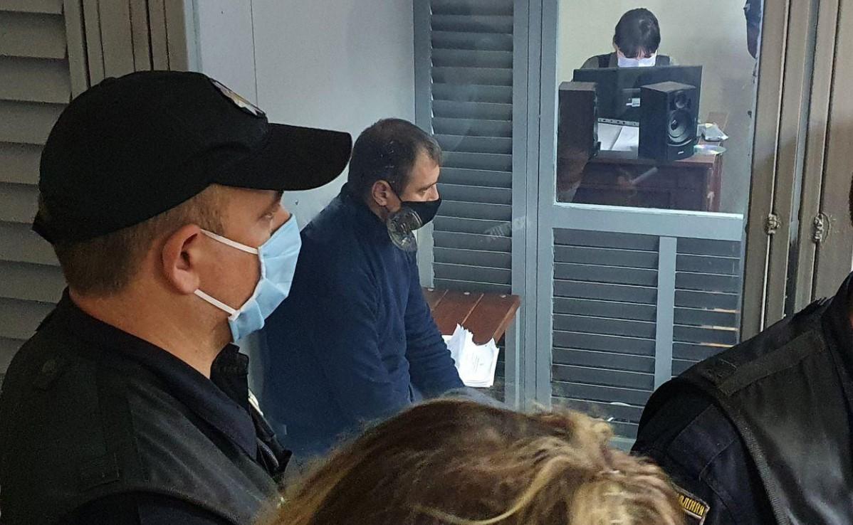 Суд арестовал полицейского-насильника из Кагарлыка