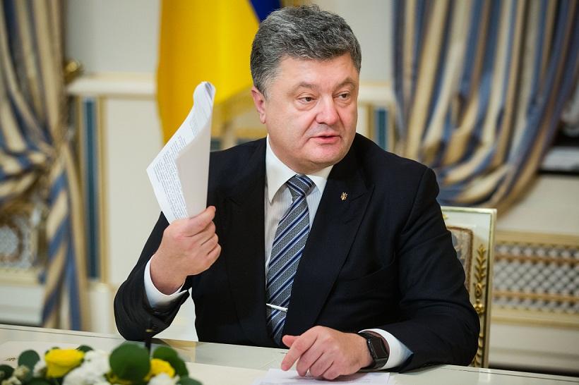 Порошенко подписал указ о внедрении мобильной связи 5G в Украине