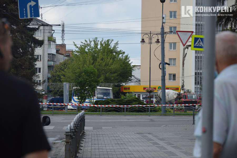 Подтверждения о второй бомбе в Луцке нет, – Геращенко
