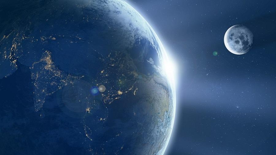 Американские ученые предложили новую теорию формирования Луны