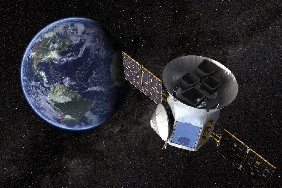 Космический телескоп TESS открыл свою первую землеподобную экзопланету