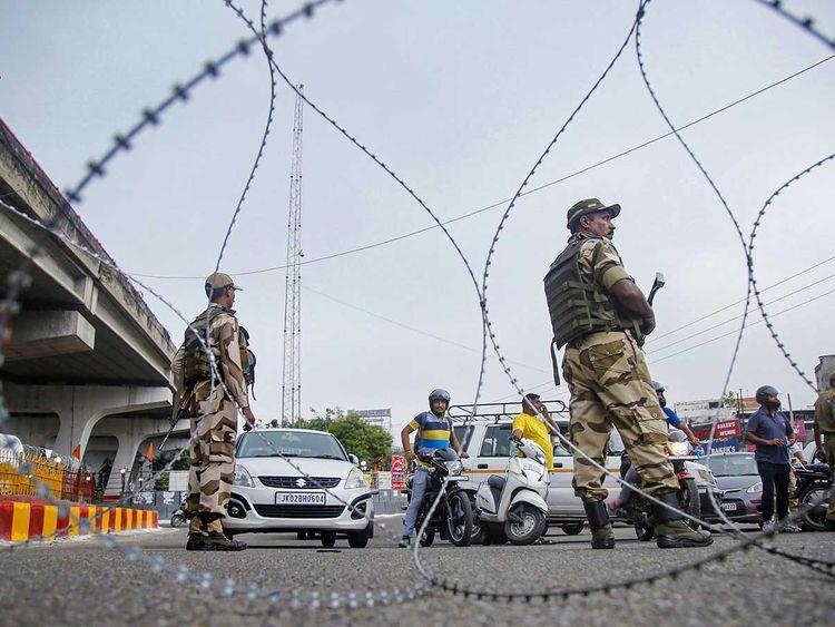 В День независимости Индии в Кашмире введен комендантский час