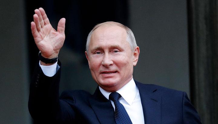 Путин согласился лично встретиться с Зеленским
