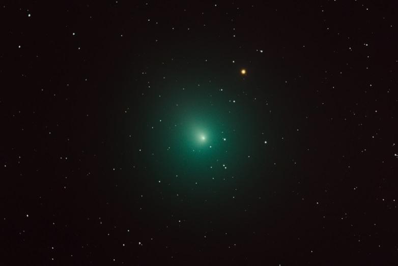 На комете Виртанена нашли органическую молекулу