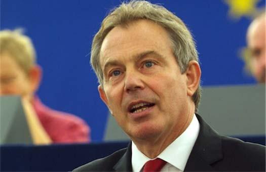 Блэр - единственный претендент на пост президента ЕС от Великобритании,...