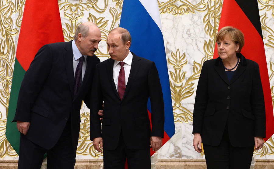 """""""Никакого отравления Навального не было"""",  – Лукашенко заявил, что перех..."""
