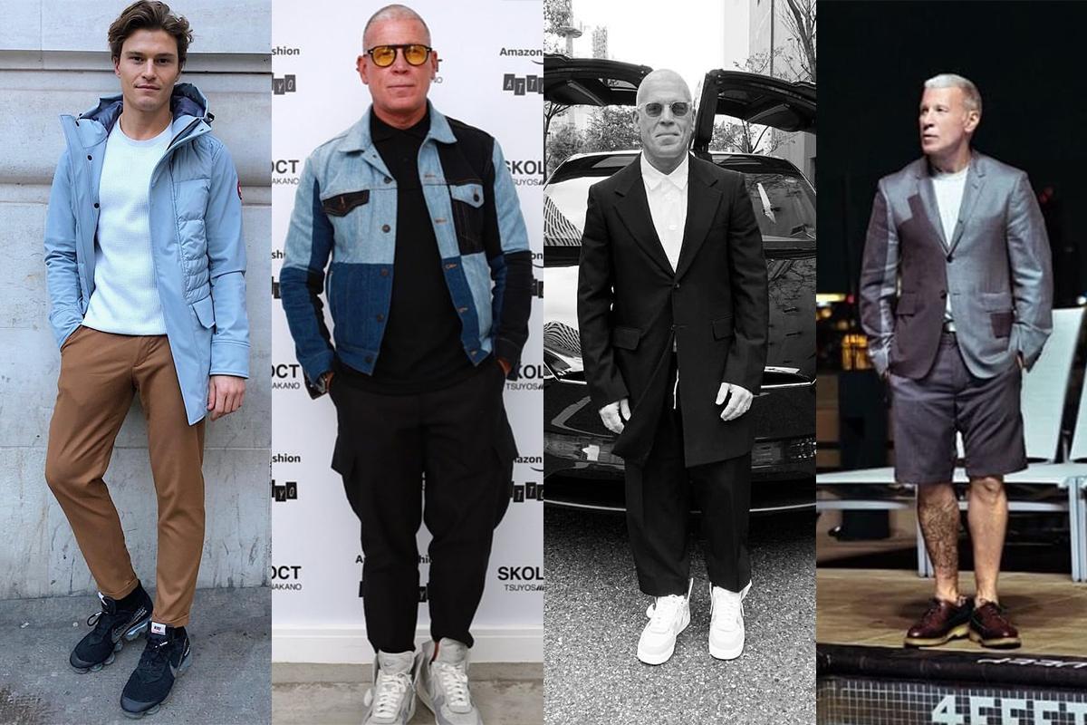 Топ-5 трендов мужской моды сезона весна-лето – 2019 из гардеробов трендс...