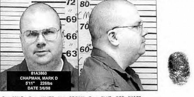 Власти США в девятый раз отказали убийце Леннона в условно-досрочном осв...