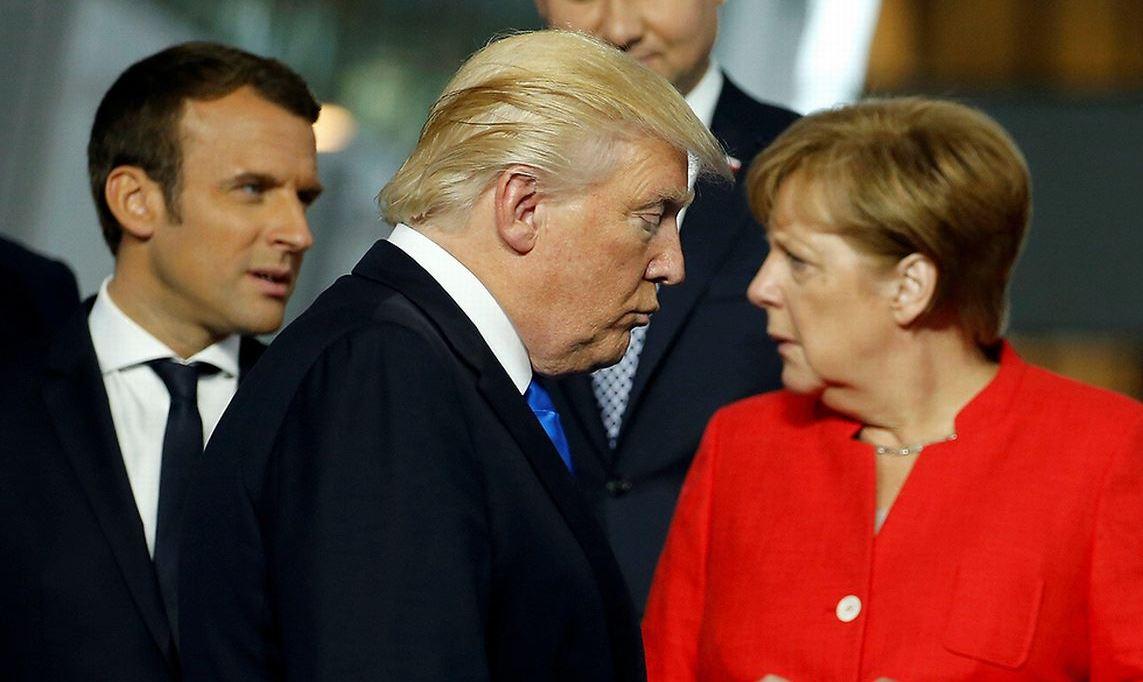 """У Меркель готовы предоставить Трампу """"все цифры"""" по помощи Украине"""