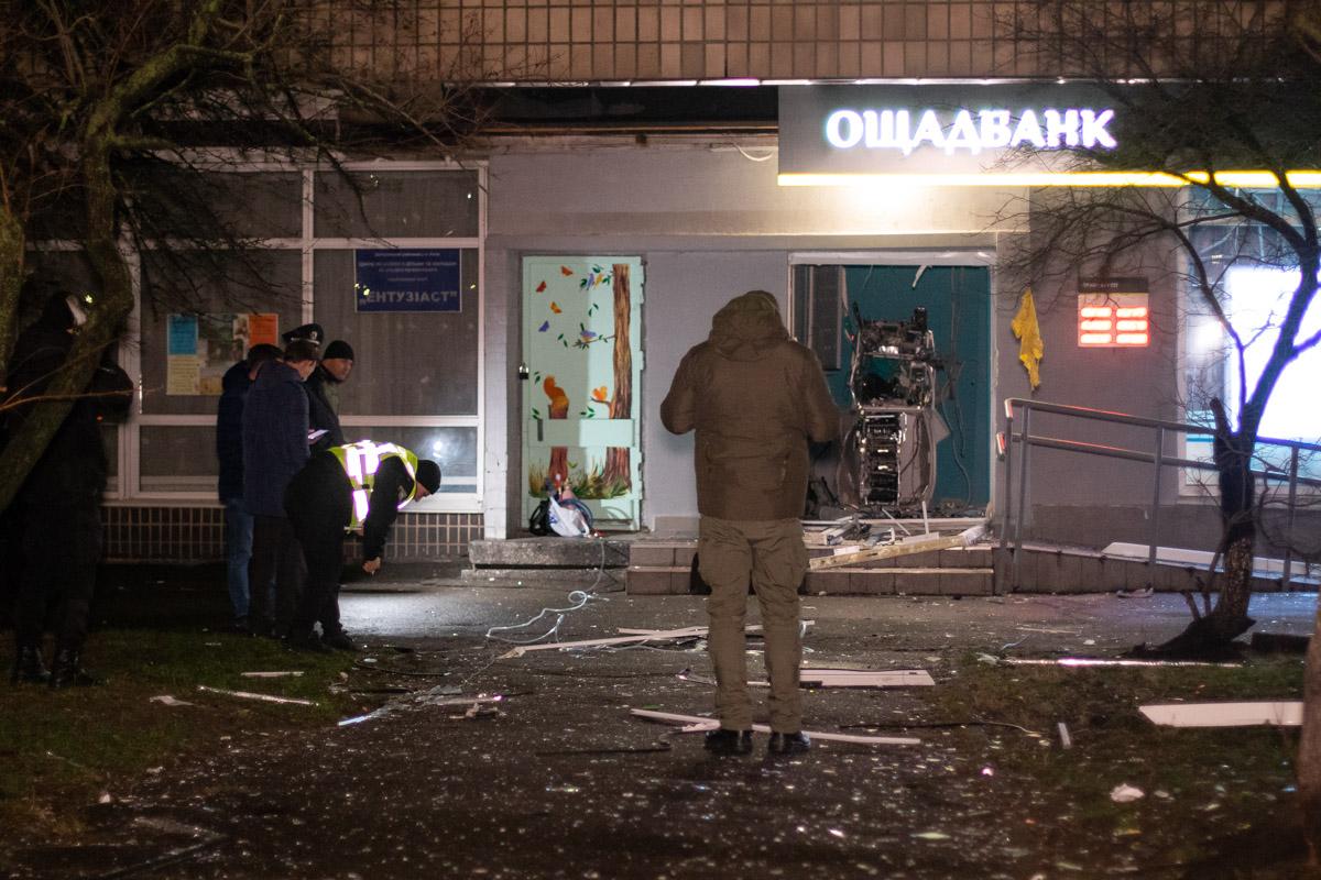 """Взрыв на миллионы. Полиция задержала подозреваемых в ограблении """"Ощадбан..."""