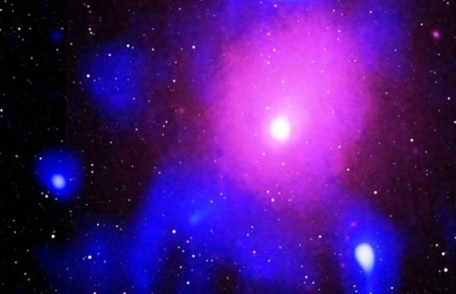 Мощнейший со времен Большого взрыва. Чудовищный выброс энергии произошел...