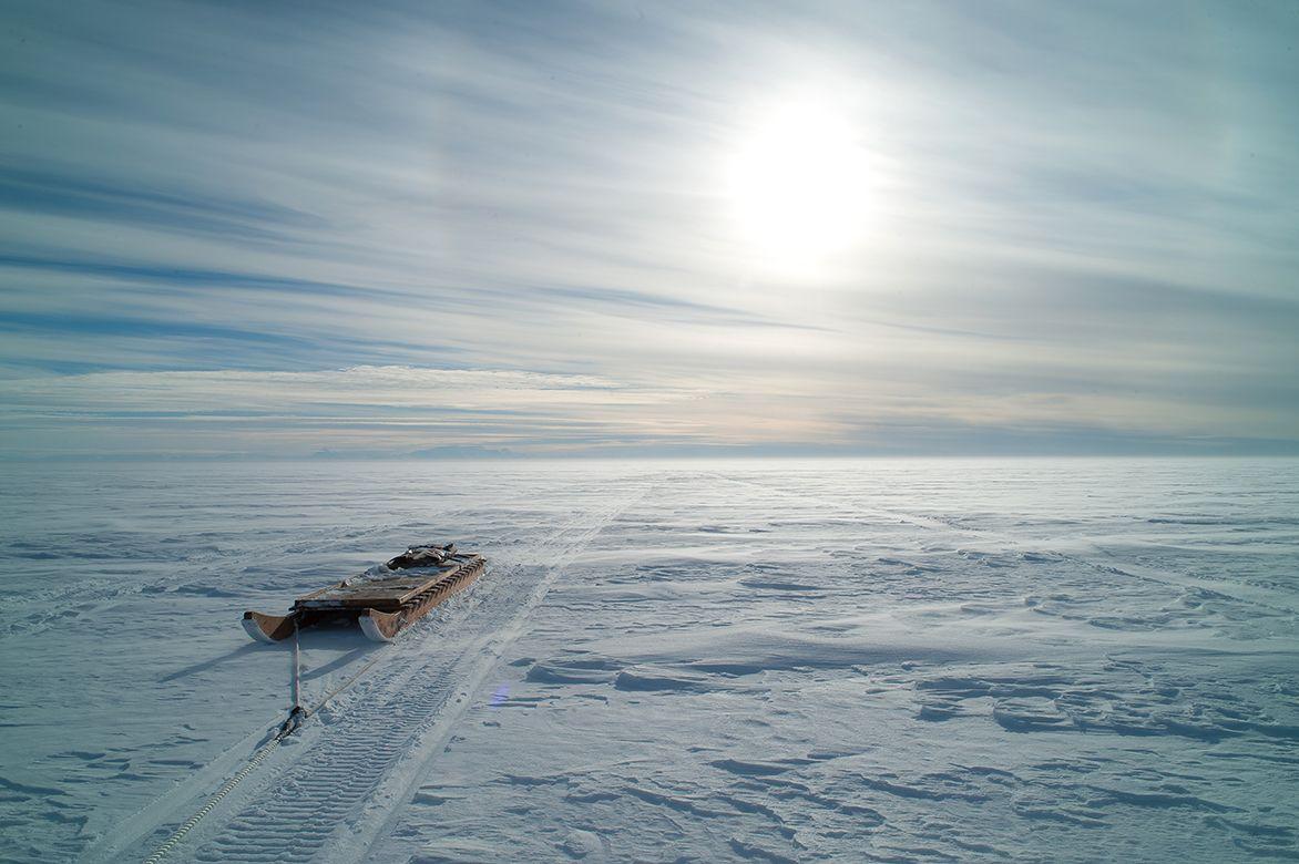 Робот будет искать жизнь подо льдами Антарктиды