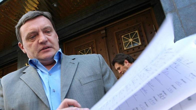 ВАКС продлил содержание под стражей для экс-замминистра Грымчака