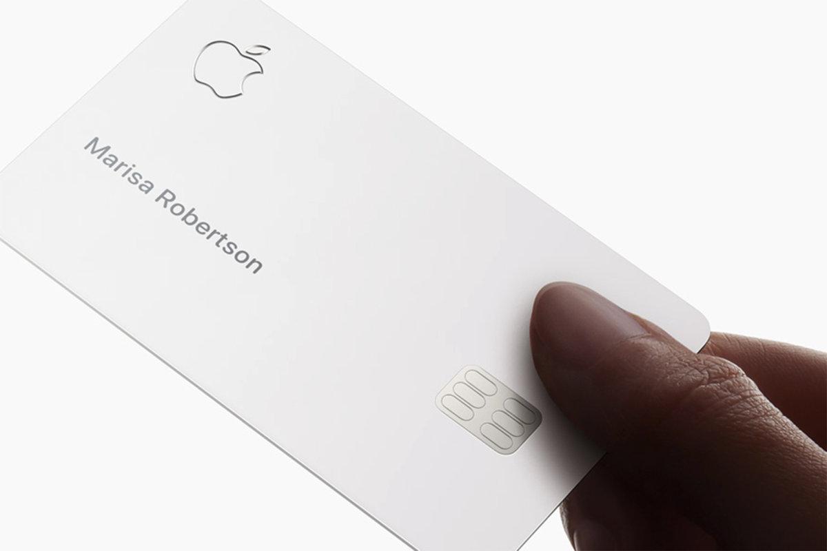 Apple выпустила кредитные карты, которые нельзя носить в кошельке