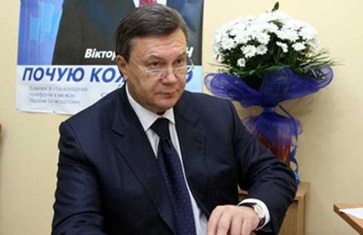За Януковича будут агитировать «грамотные люди»