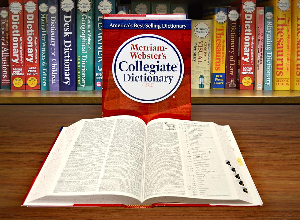 Толковый словарь английского языка Merriam-Webster расширит определение...