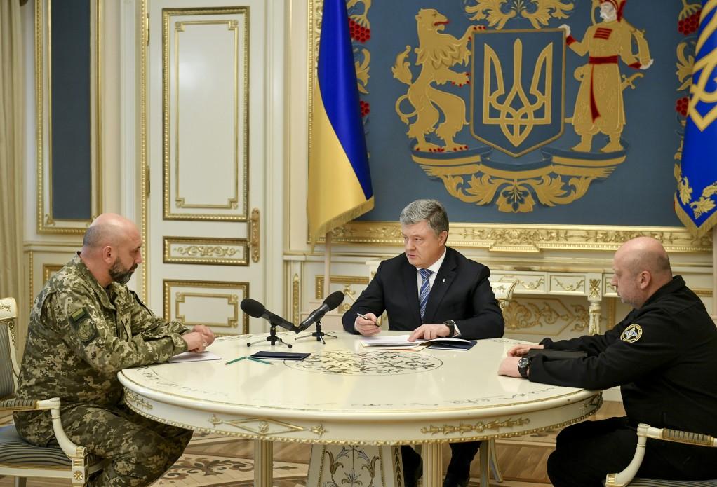 Руководство Укроборонпрома обязано пройти проверку на полиграфе, – Порош...