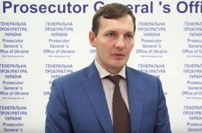 Заместитель генпрокурора подал в отставку