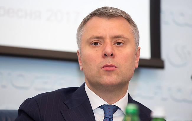 Нафтогаз предложит Газпрому забронировать транзитные мощности на 10 лет,...